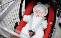 Автолюлька для новорожденных не вредно ли для позвоночника