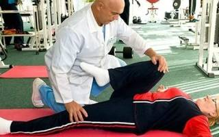 Упражнения бубновского при остеохондрозе поясничного отдела